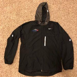 Running light weight jacket